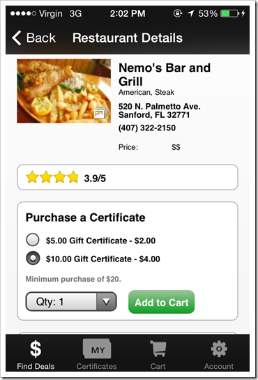Step out of your comfort zone and explore with Restaurant.com #ReviewCrew