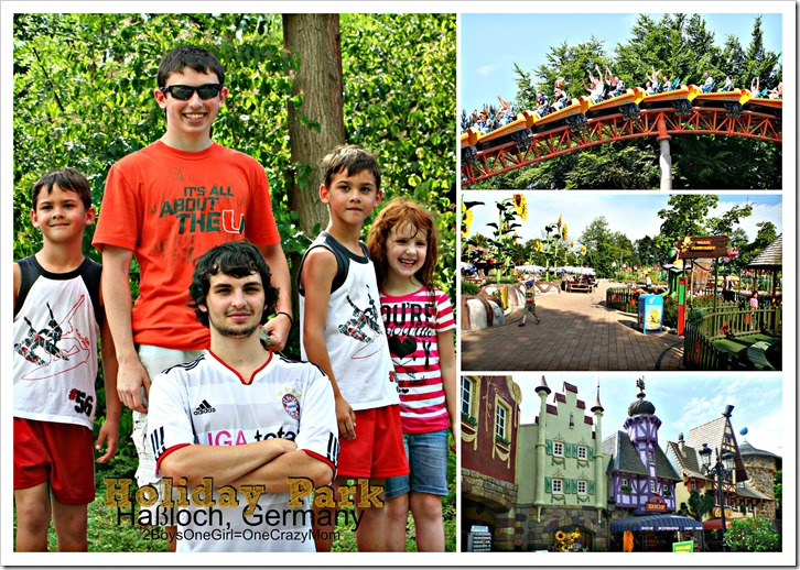 Kids had a blast at Holiday Park in Germany 2014 copy