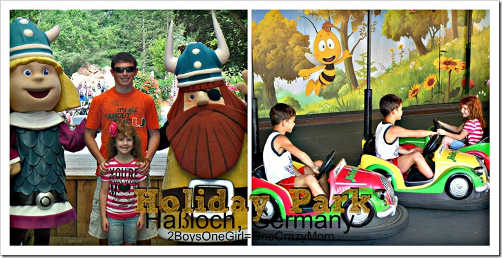 Lots of fun at HolidaPark during our Germany Trip 2014 copy