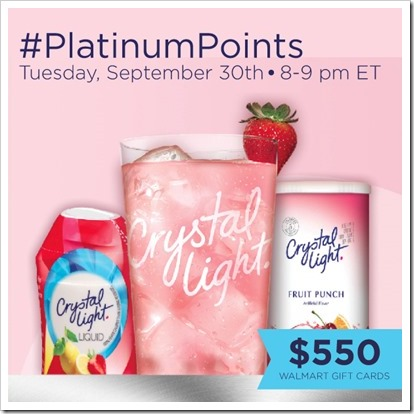 #PlatinumPoints-Twitter-Party-9-30-8pmEST