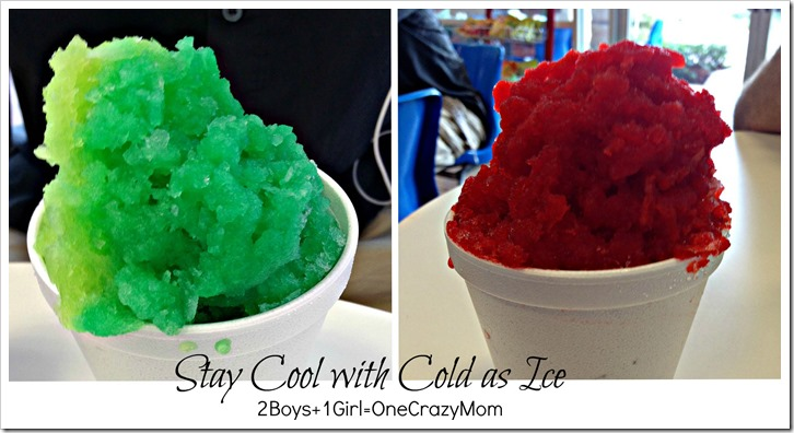 We are keeping Cool in Florida with Cold as Ice #ReviewCrew how about you?
