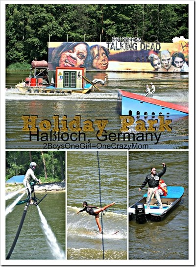 Talking Dead Schow at Holiday park Germany 2014 1