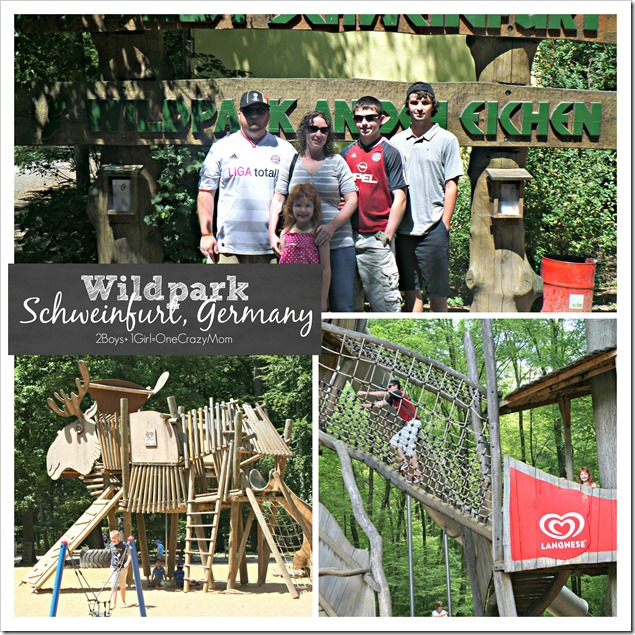 We always enjoy the Wildpark in Schweinfurt Germany copy