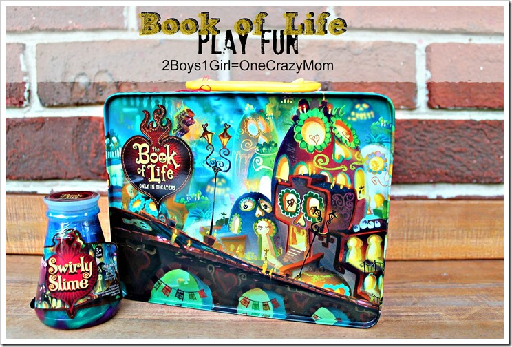 We are in love with the #BookofLife products at WorldMarket copy