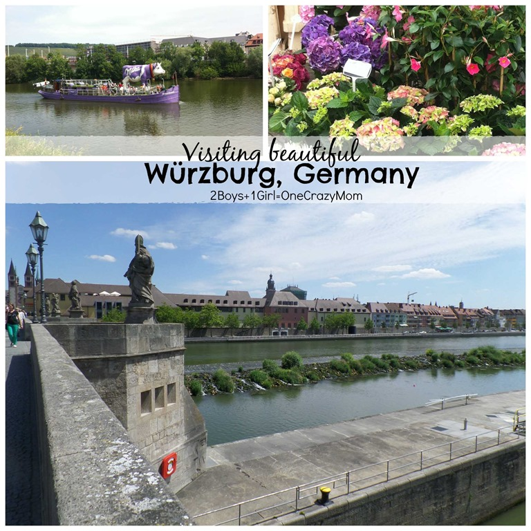 Visiting beautiful Würzburg Germany #Travel