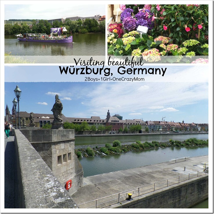 Always love visiting Wuerzburg Germany #Travel