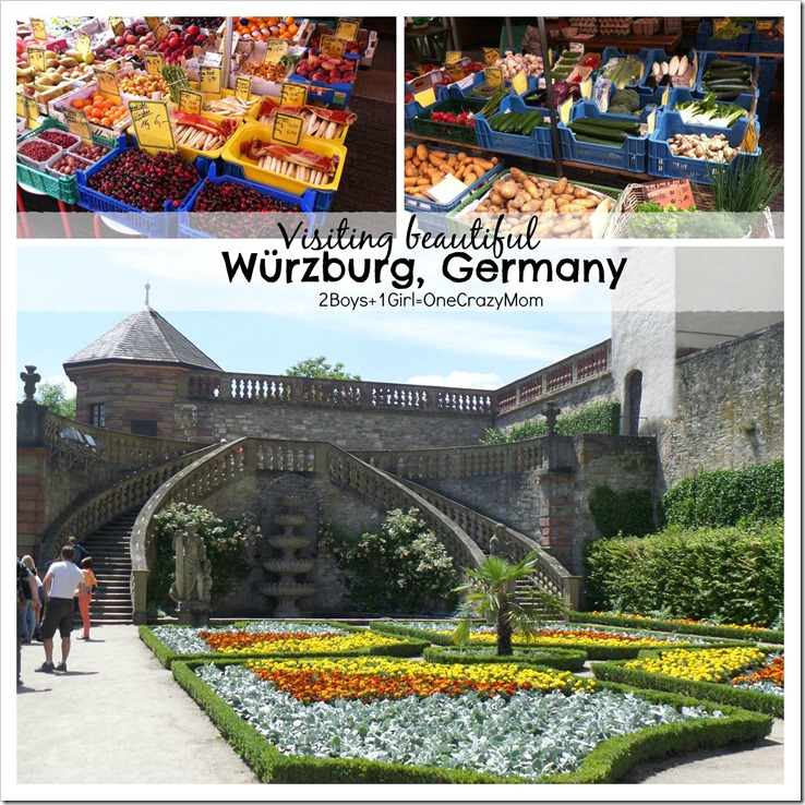 Isn't Wuerzburg Germany #Travel amazing