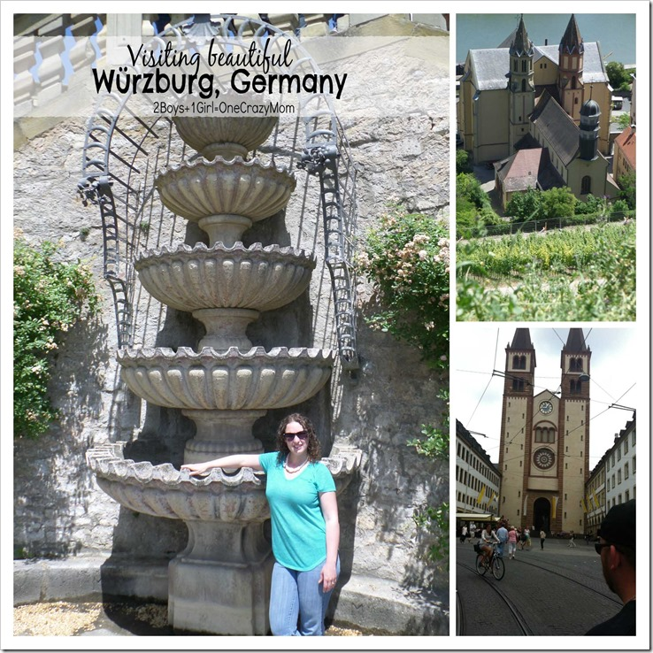 My favorite time visiting Wuerzburg Germany #Travel