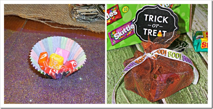 Make Halloween #SweetOrTreat a fun one this year with some simple Treat craft ideas #shop