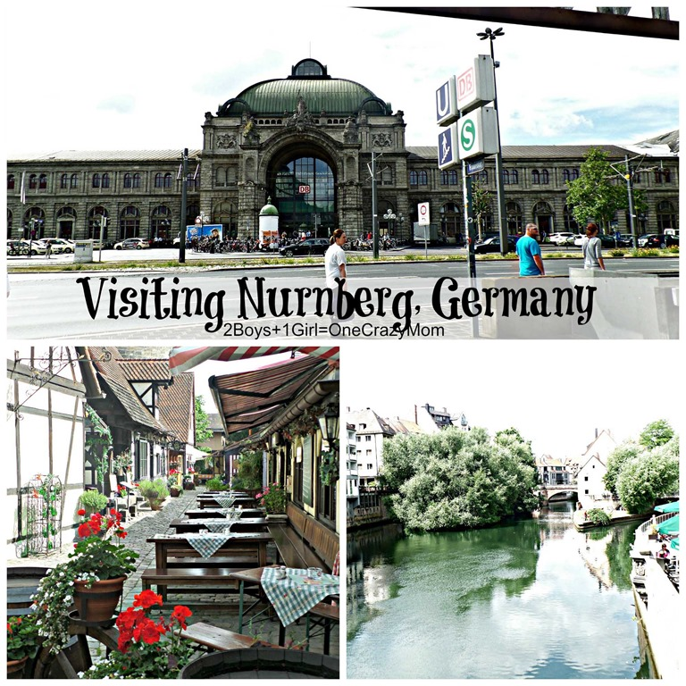 Exploring Nurnberg, Germany during our #Travels