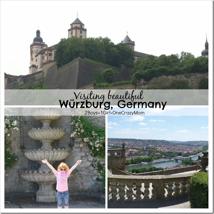 Wuerzburg Germany 2014 #Travel