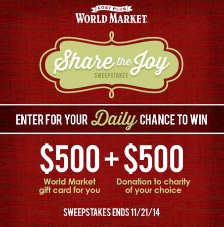 Let's #ShareTheJoy_WM this holiday Season