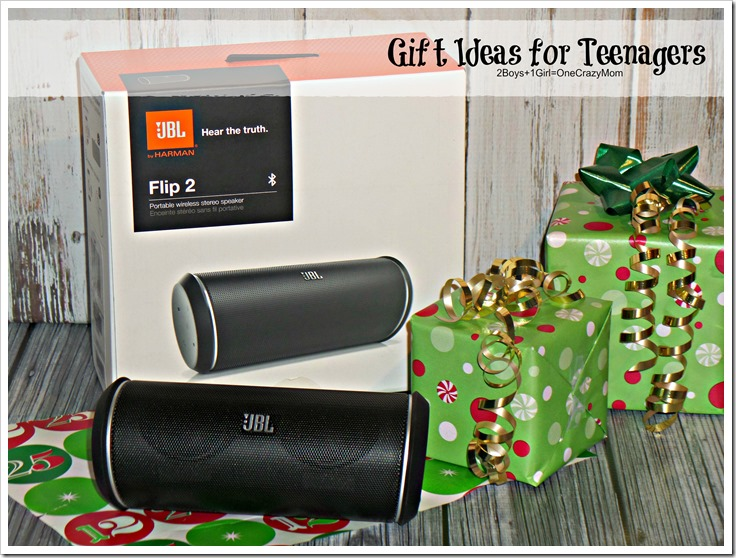 Wireless and portable Bluetooth speaker makes a perfect and affordable gift for teenagers this Christmas #GiftingAudio