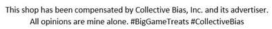 Disclosure #BigGameTreats #CollectiveBias