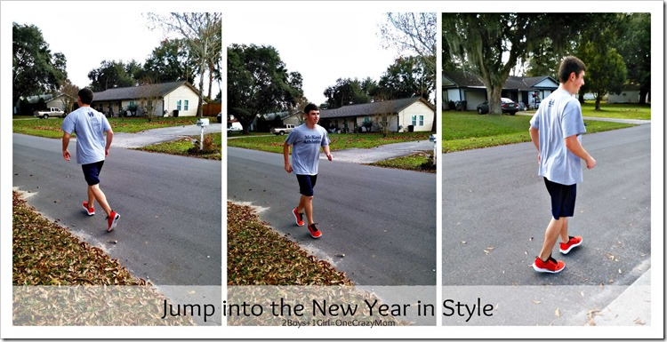Get more excercise #HappyNewMe #ad