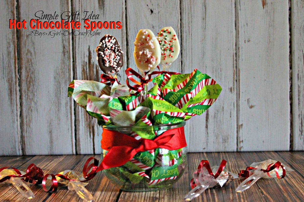 Have some live #NorthPole fun and make Chocolate Spoons as a treat #Recipe during the Christmas Season
