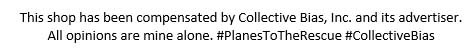 Awesome #PlanesToTheRescue deals at Walmart