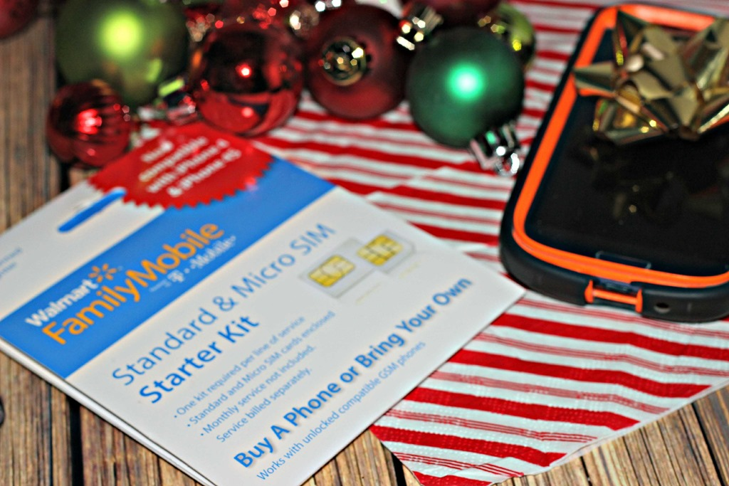Give the gift of unlimited talk text and data/web because the #HolidaysAreCalling and it will all be affordable for your budget