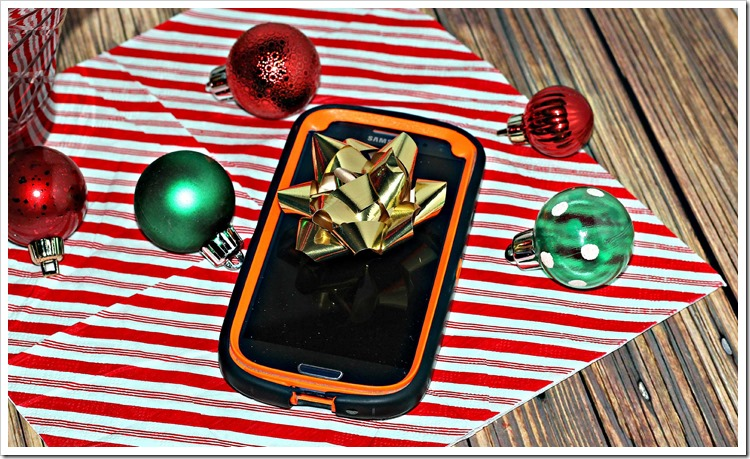We love Family Mobile and it's a perfect gift idea this Christmas Season because the #HolidaysAreCalling #ad