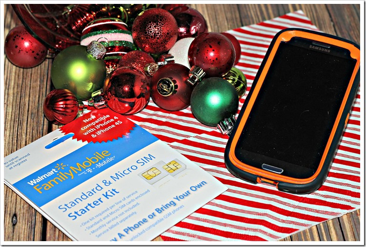 We love Family Mobile and it's a perfect gift idea this Christmas Season because the #HolidaysAreCalling
