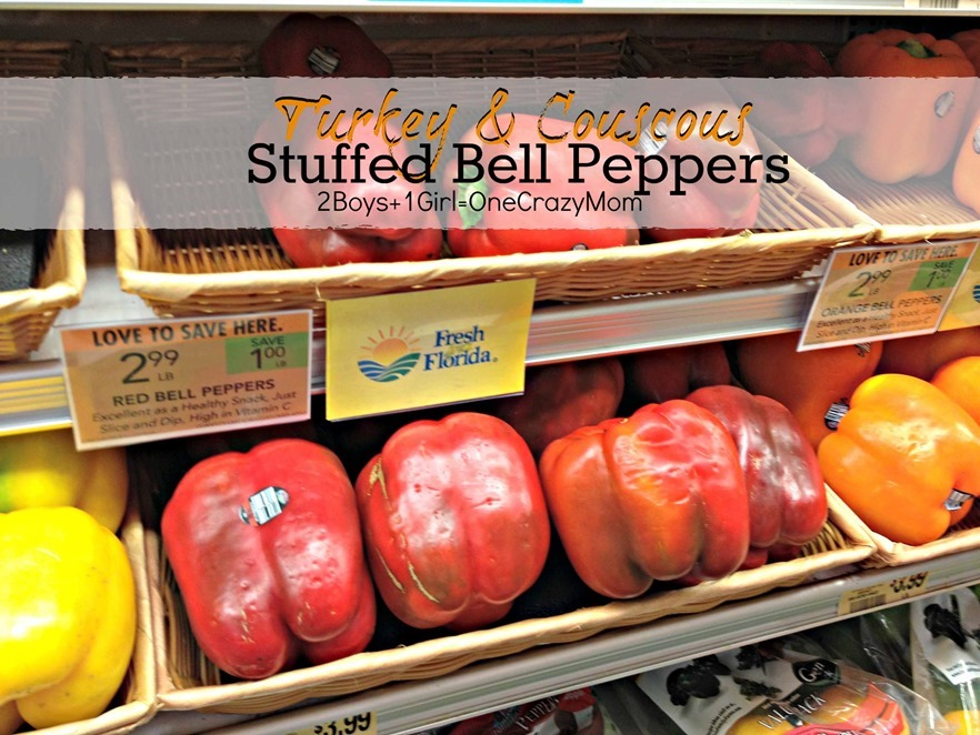 Bell peppers Fresh from Florida #Recipe