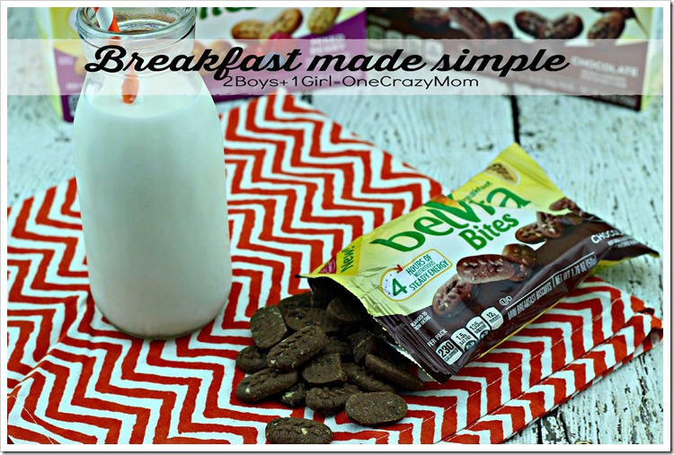 Breakfast made simple and a #MorningWin Mom will love it and kids too