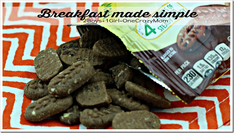 Breakfast made simple and a #MorningWin kids love it