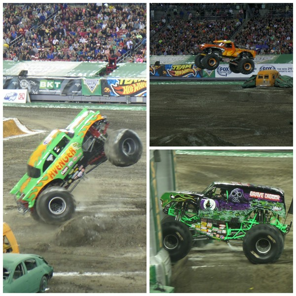 Monster Jam Tampa Florida 2015 1