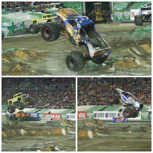 Monster Jam Tampa Florida 2015 3