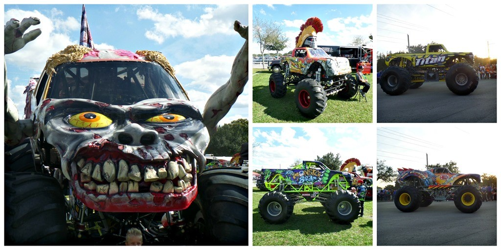 Monster Jam fun rolls into Orlando Florida after an awesome show in Tampa