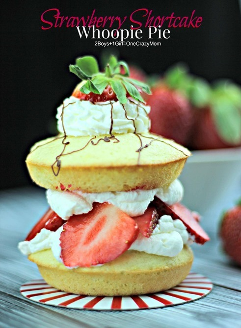 Strawberry Shortcake Fresh From Florida #Recipe 3