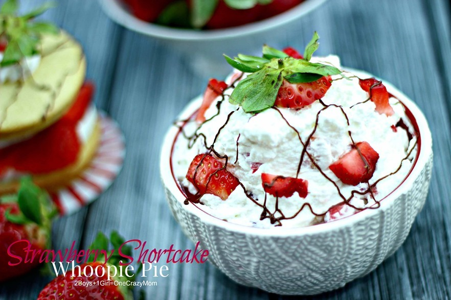 Strawberry Shortcake Fresh From Florida #Recipe YUMMY without the cake
