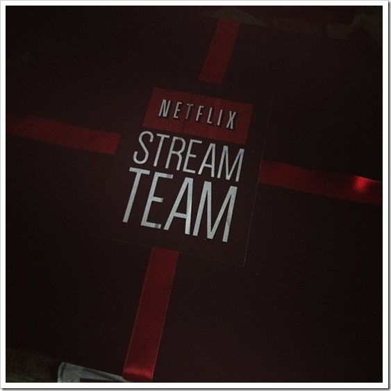 We had a ball watching Netflix #StreamTeam in March
