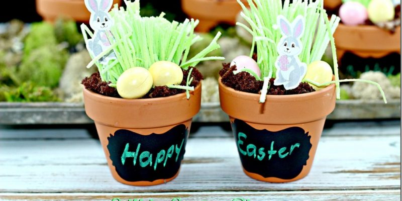 Create a fun Edible Easter Placemat #Recipe