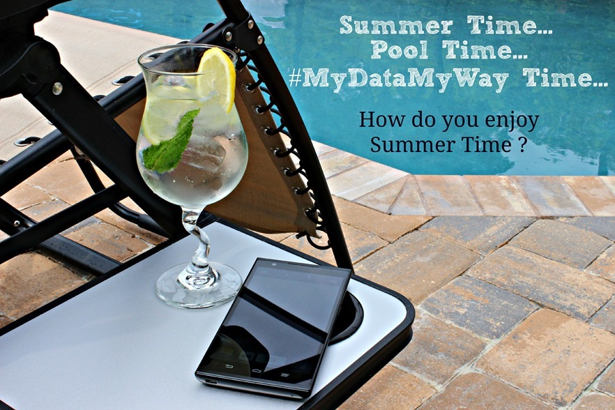 #MyDataMyWay is perfect this summer time as an affordable data plan