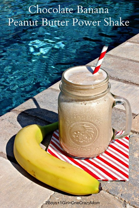#MyGoodEnergy morning shake #Recipe idea simple to make