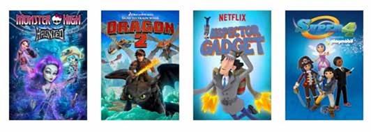 #NetflixStreamTeam April 4