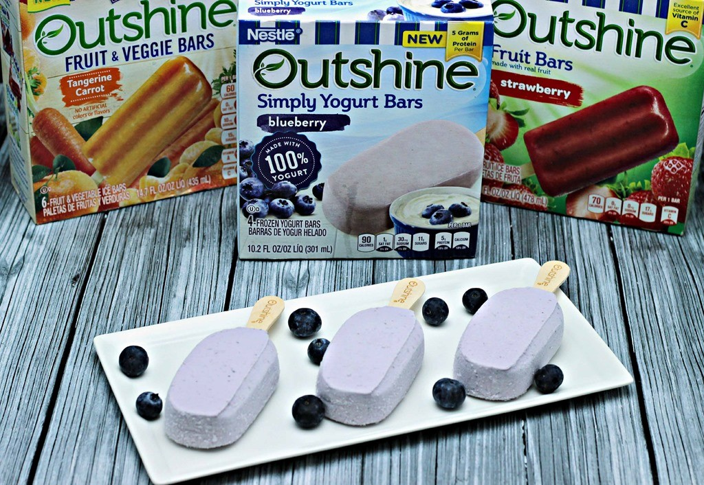 Healthy snacking made easy with #OutshineSnacks