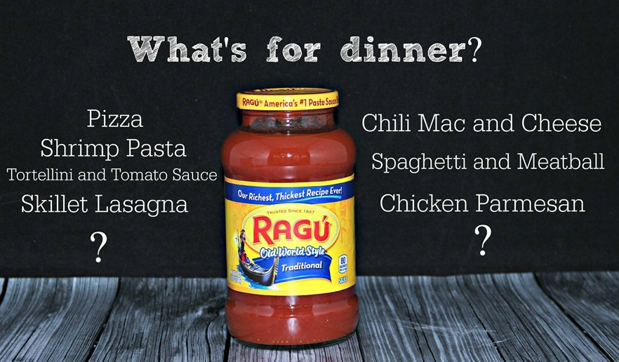 What is your #Saucesome dinner idea?