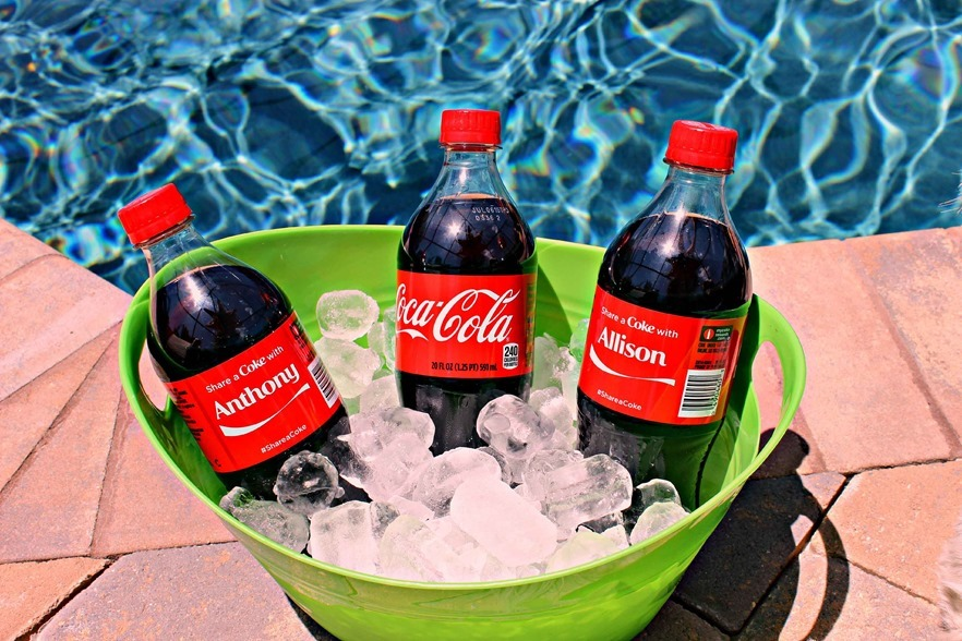 This will be an awesome summer #CokeHappyHour