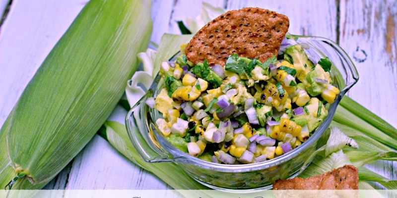 Can't get better than that #FreshFromFl Corn and Avocado Salsa #Recipe