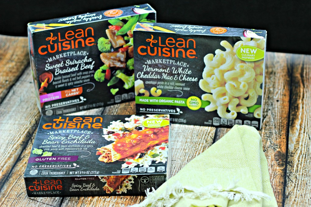 I found a great #MyNewLeanCuisine lunch option come check it out