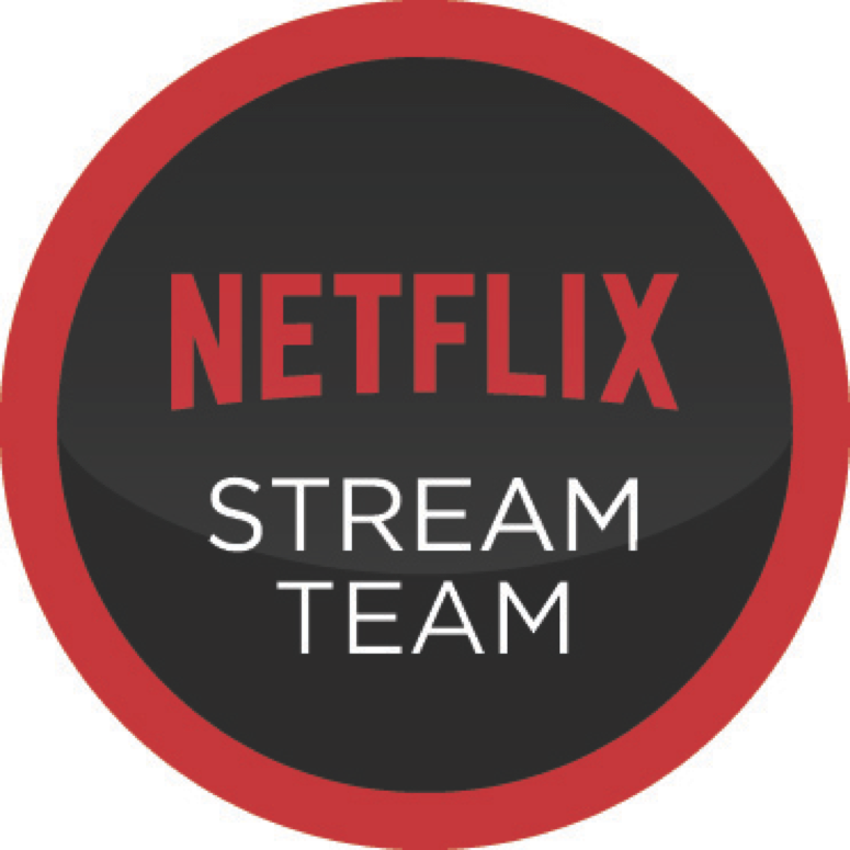 Netflix #StreamTeam kept us busy during a rainy July