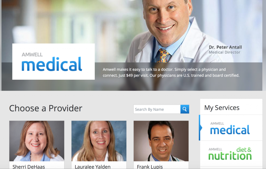 Amwell Medical Services #ad
