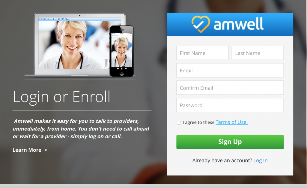 Amwell Medical Services #ad 2
