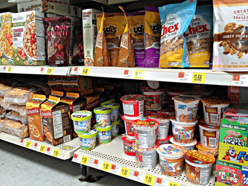 #QuakerRealMedleys Walmart