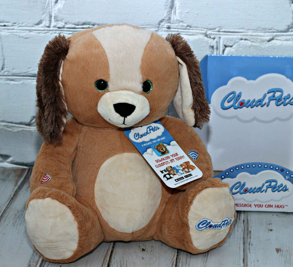Isn't this the cutest #CloudPetsForever friend