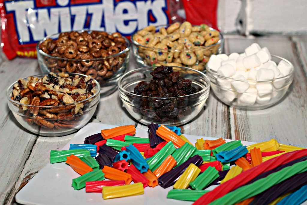 #TwizzlersSummer Trail Mix snack idea