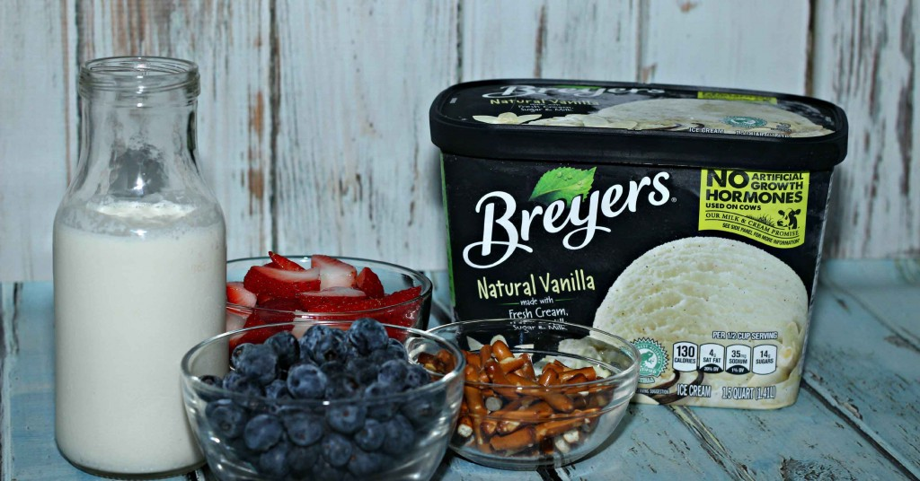 Breyers Natural Vanilla Dessert