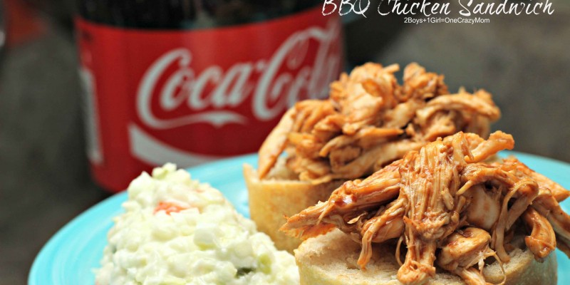 Dish up #EffortlessMeals in no time with my Chicken BBQ Recipe